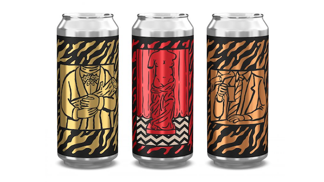 David Lynch Collaborates with Danish Microbrewery Mikkeller to Produce a Trio of Damn Fine Beers