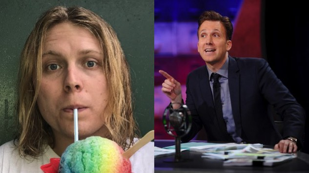 Ty Segall to Appear as First-Ever Musical Guest on Comedy Central's <i>The Opposition with Jordan Klepper</i>