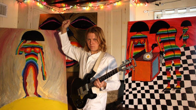 "Ty Segall Announces <i>Freedom's Goblin</i>, Performs New Single ""Fanny Dog"" on <i>Conan</i>"