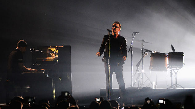 U2 to Play Invite-Only Concert at the Apollo with SiriusXM