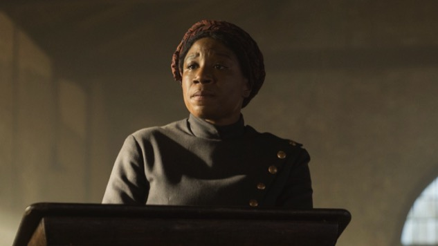 This Be A Rebel Aisha Hinds Is Force In I Underground