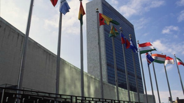 Congress Will Consider a Proposal to Withdraw From the UN, and It's More Feasible Than Ever