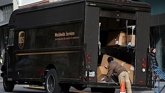 UPS Wants the Right to Force Its Drivers to Work 70 Hours Per Week