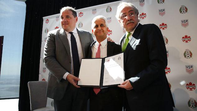 FIFA and the False Dawn of the 'NAFTA World Cup' Bid Proposal