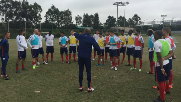 Get to Know Your US Men's National Team