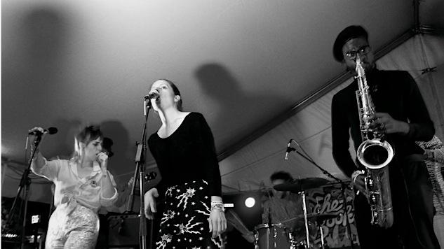 SXSW Music Day 5 Highlights: U.S. Girls, Kurt Vile, Hop Along, Speedy Ortiz