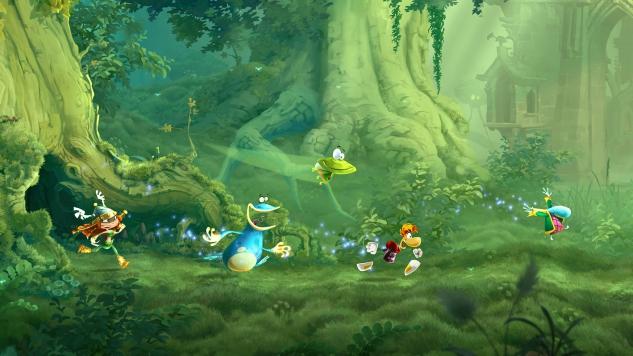 Ubisoft Announces Three Games for Nintendo Switch