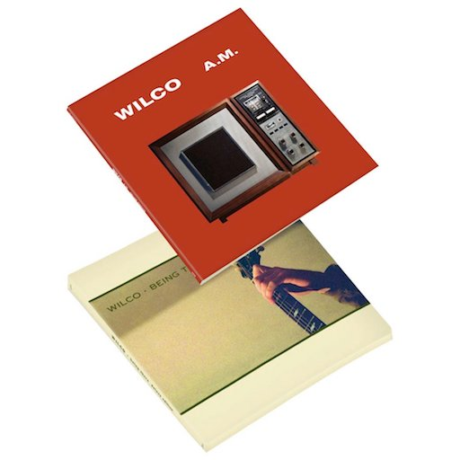 Wilco: <i>A.M.</i> and <i>Being There</i> Reissues