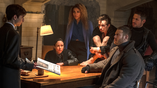 <i>The Umbrella Academy</i> Points the Way Forward for Netflix Post-Marvel, One Needle Drop at a Time