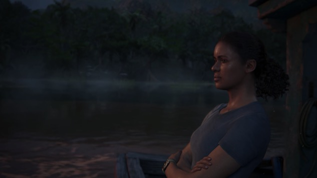 <i>Uncharted: The Lost Legacy</i> Out in August for $40, Watch a Cutscene Here