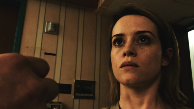 Claire Foy Goes a Little Crazy in New Clip From <i>Unsane</i>