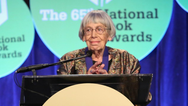 Acclaimed Sci-fi/Fantasy Author Ursula K. Le Guin Dies at 88
