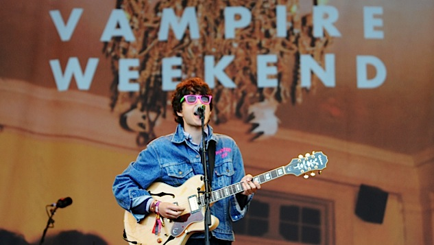 Ten Years Ago, Vampire Weekend's Debut Redefined College Rock