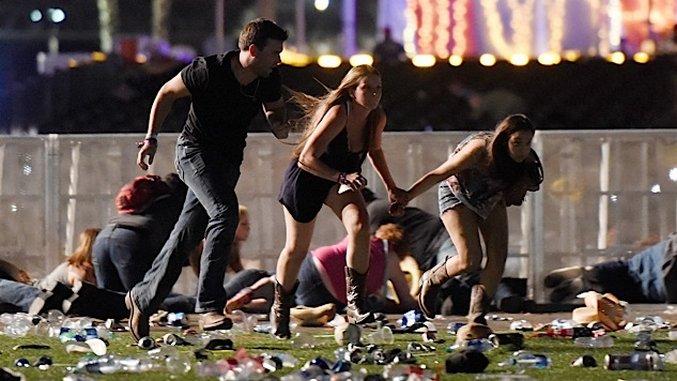 Gunman Kills Dozens at Las Vegas Music Festival