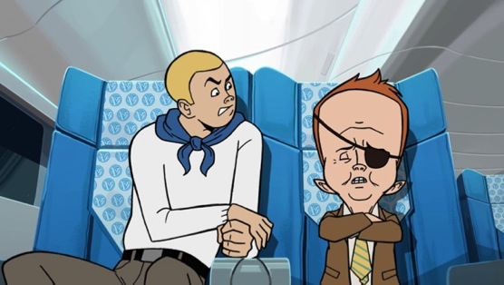"<i>The Venture Bros.</i> Review: ""All This and Gargantua-2"""