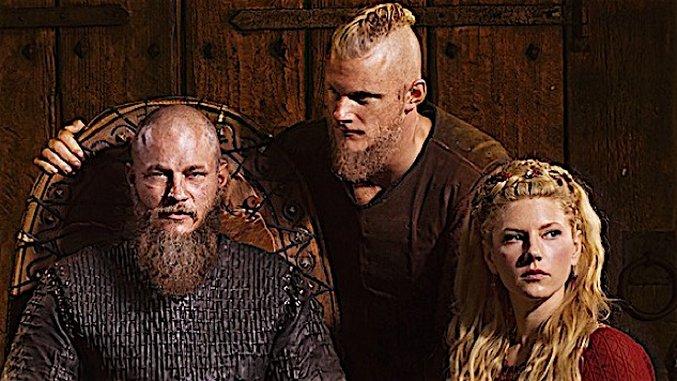 Feeling Meme-ish: <i>Vikings</i>