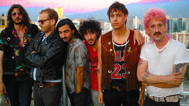"Listen to The Voidz's First New Single in Nearly Four Years, ""Leave It in My Dreams"""