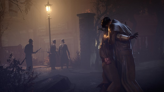 Dontnod's Vampire RPG <i>Vampyr</i> Arrives in June