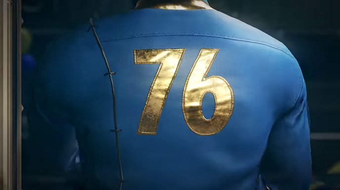 Is This Fallout 76's Release Date?
