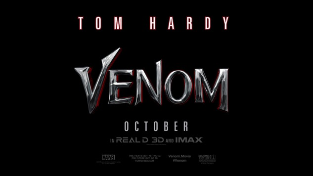 <i>Venom</i> Can See Into Your Soul in Film's First Poster