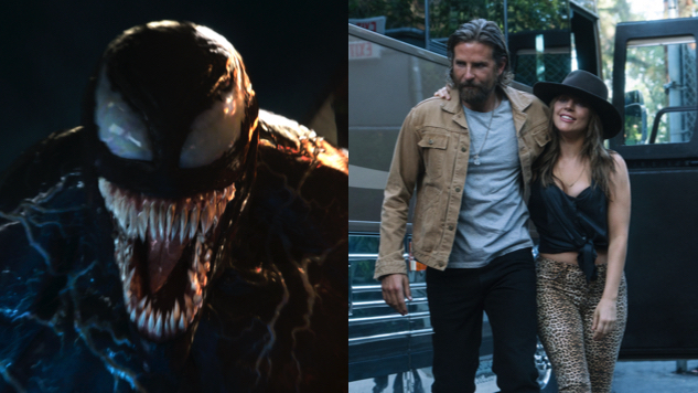 <i>Venom</i>, <i>A Star Is Born</i> Lead Record-Breaking Box Office Weekend