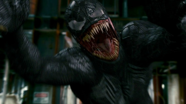 Sony Reconfirms Venom Movie for Next October, Pushes Back <i>The Girl in the Spider's Web</i>