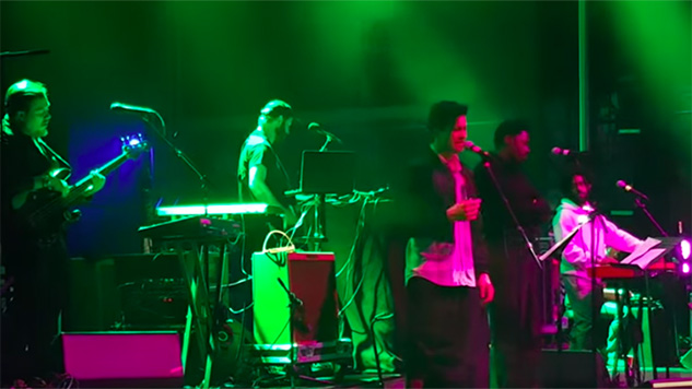Watch Justin Vernon, Moses Sumney, Francis and The Lights Cover Bob Dylan