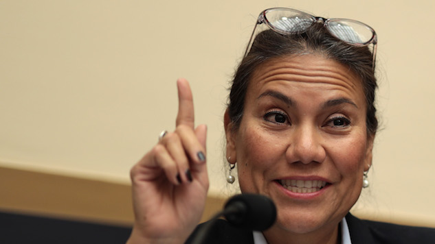 Veronica Escobar (D-Texas) Refuses White House Invitation to Join Trump's El Paso Visit