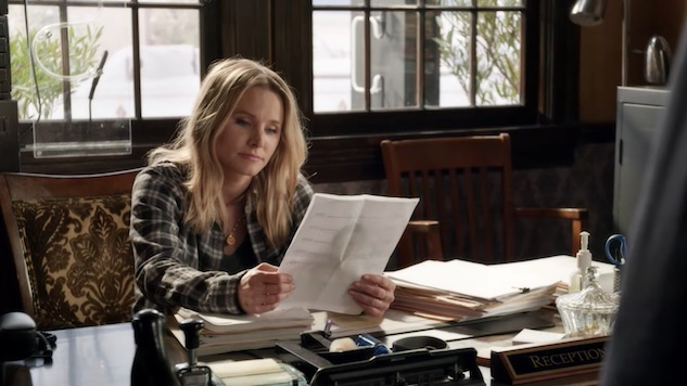 Hulu Debuts <i>Veronica Mars</i> Trailer, J.K. Simmons Wears a Top Hat