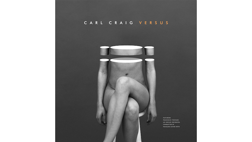 Carl Craig: <i>Versus</i> Review