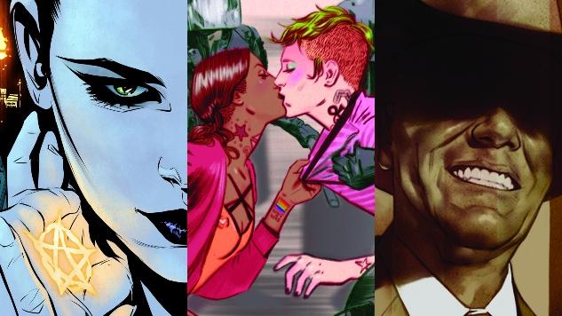DC Comics Announces Line-Wide Vertigo Relaunch & Rebranding
