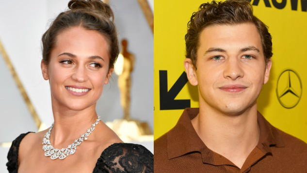 Alicia Vikander and <i>Ready Player One</i> Star Tye Sheridan Are Headed to VR