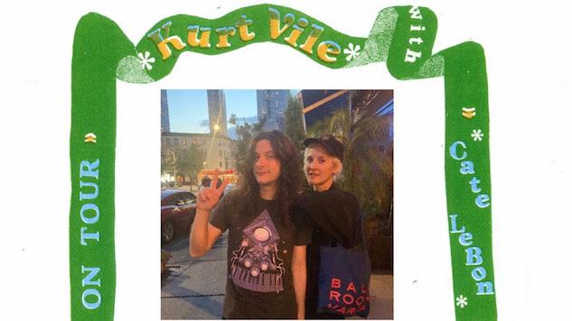 Kurt Vile Announces Solo Tour with Cate Le Bon