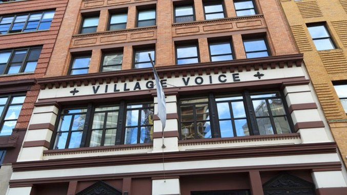 <i>The Village Voice</i> to End Weekly Print Edition