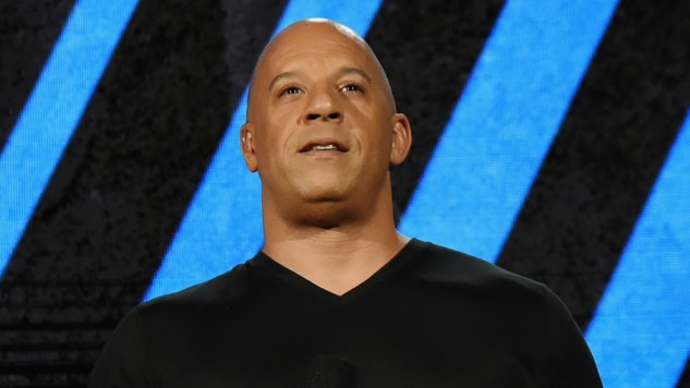 Vin Diesel Is the Top-Grossing Actor of 2017