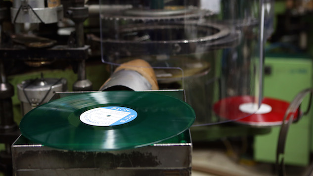 New Vinyl Record Plant Opens in the U.S. With a Focus on Fast Turnaround