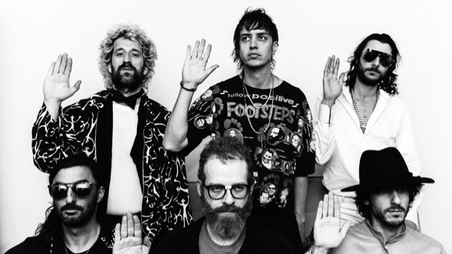 "The Voidz Remind Us ""All Wordz Are Made Up"" on Surreal New Single/Video"