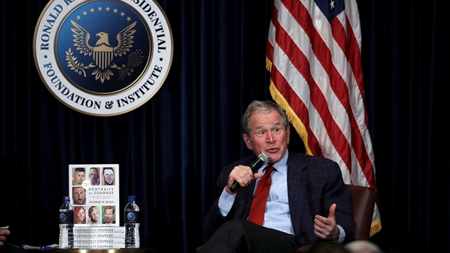 The Media's Rehabilitation of George W. Bush