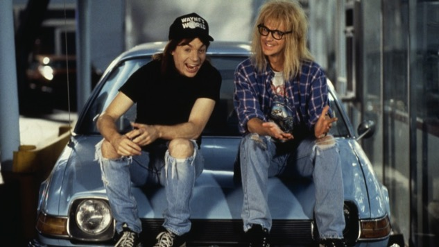Feeling Meme-ish: <i>Wayne's World</i>