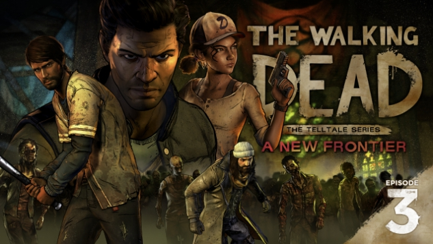 New Episode of Telltale&#8217;s <i>The Walking Dead</i> Series Coming Next Week