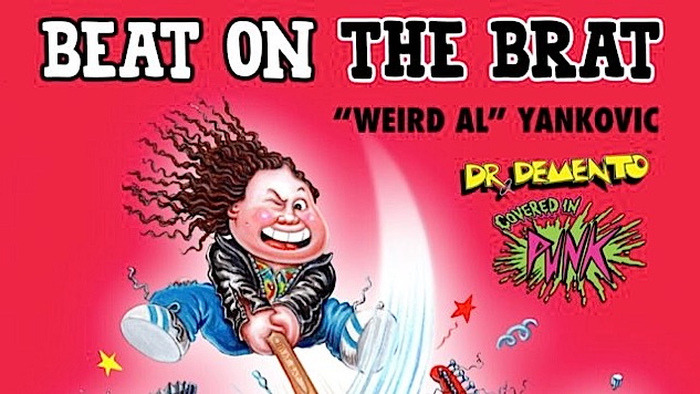 "Daily Dose: ""Weird Al"" Yankovic, ""Beat on the Brat"" (Ramones Cover)"