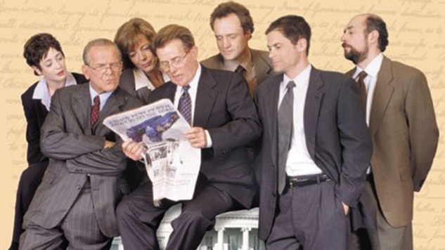 Feeling Meme Ish: The West Wing :: TV :: Galleries :: Paste