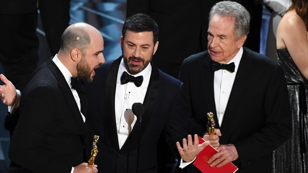 A (Sort of) Explanation of that WTF Oscar Moment