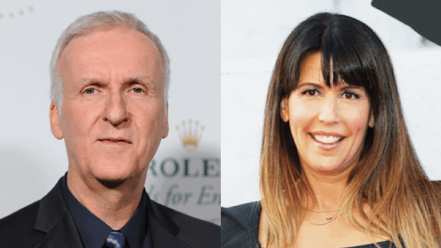 Patty Jenkins Responds to James Cameron's Criticism of <i>Wonder Woman</i>