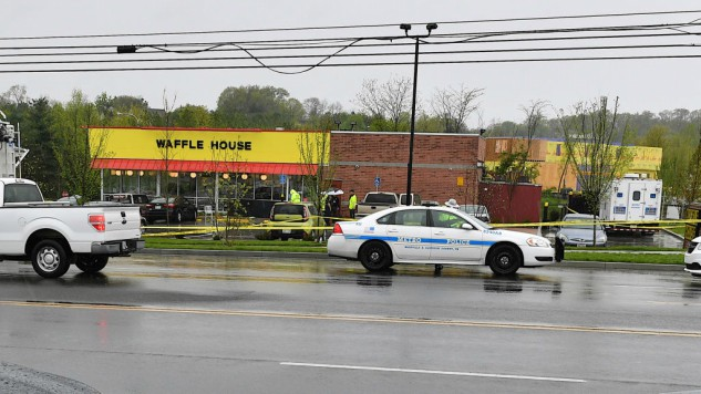 What You Need to Know About the Nashville Waffle House Shooting