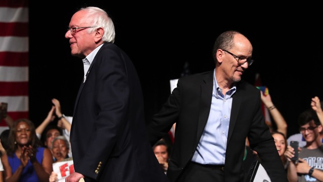 Weathering the Storm: Democratic Leadership is Playing a Waiting Game with Progressives