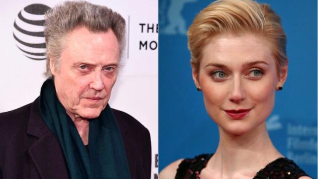 Neo-Noir Thriller <i>The Burnt Orange Heresy</i> Adds Christopher Walken and Elizabeth Debicki