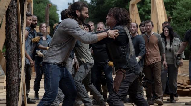 "<i>The Walking Dead</i> Review: ""The Bridge"""