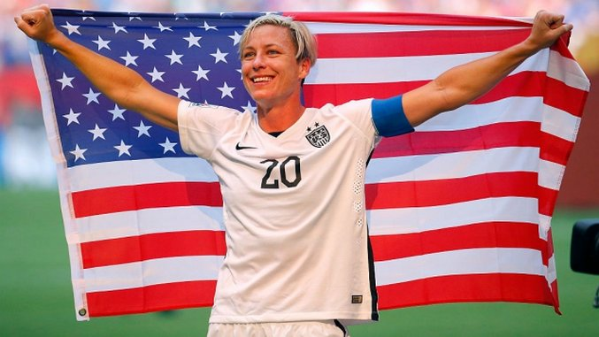 We Need To Talk About Abby Wambach And Xenophobia