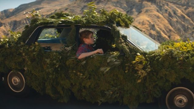 """The War on Drugs Share Strangely Sweet """"Nothing to Find"""" Video, Starring <i>IT</i>'s Sophia Lillis"""